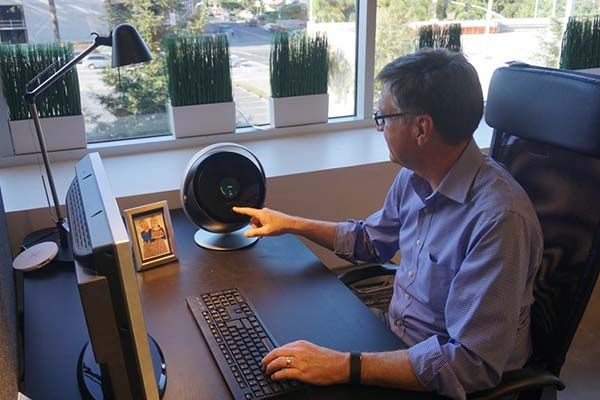 Sprima Smart Personal Air Purifier