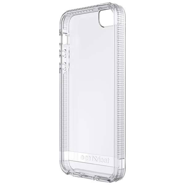 timeless design a122d 6a0e3 Tech21 Impact Clear iPhone SE Case | Gadgetsin