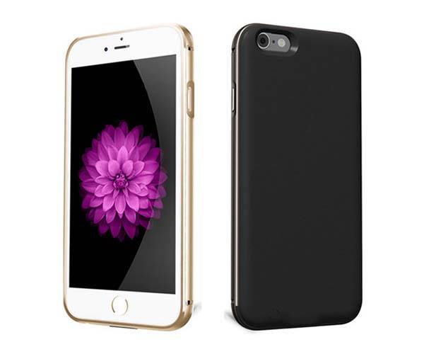 The Air Case Ultra Thin Battery Case for iPhone 6/6s Plus