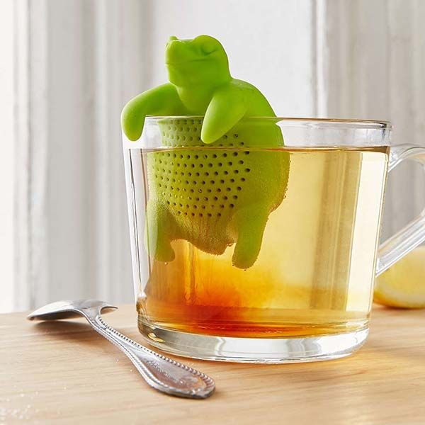 The Green Turtle Tea Infuser