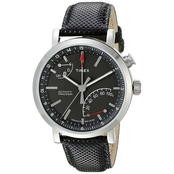 Timex Metropolitan Plus Analog Watch with Activity Tracker