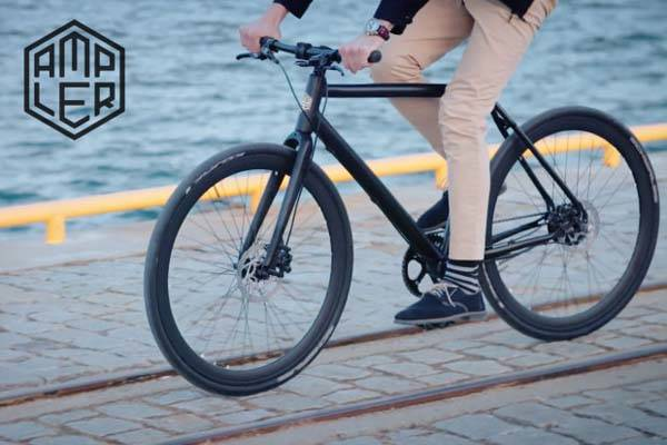 Ampler Smart Electric Bike