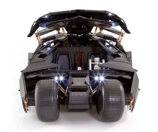App-Controlled Batman Batmobile Tumbler