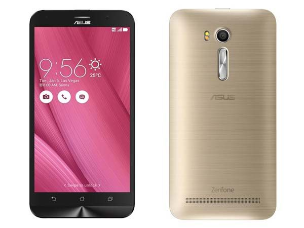 Asus ZenFone Go TV Smartphone with Built-in Digital TV Tuner