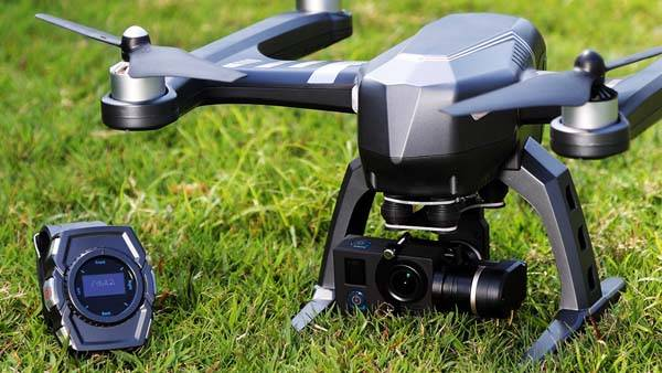 FlyPro XEagle Smartwatch Controlled Autonomous 4K Camera Drone