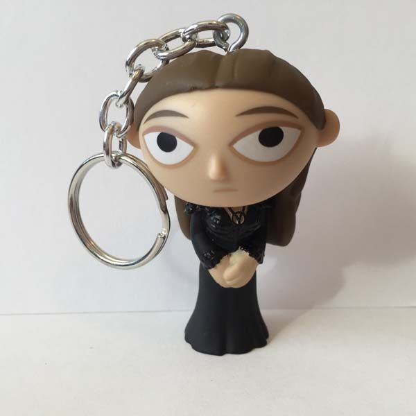 Game Of Thrones Character Mini Figurine Keychains Gadgetsin