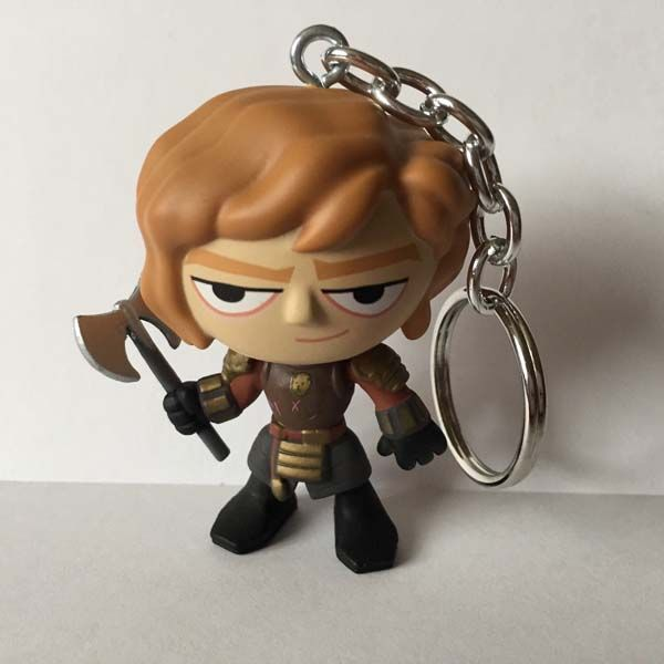 Game of Thrones Character Mini Figurine Keychain