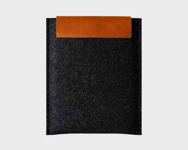 Handmade Carry-All Slim 9.7-Inch iPad Pro Leather Case