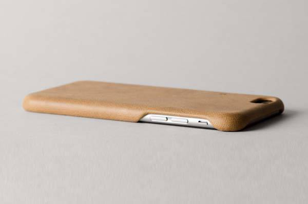 Hard Graft Buff iPhone 6s/6s Plus Leather Case