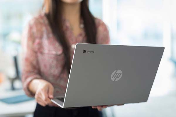 HP All-Metal Chromebook 13