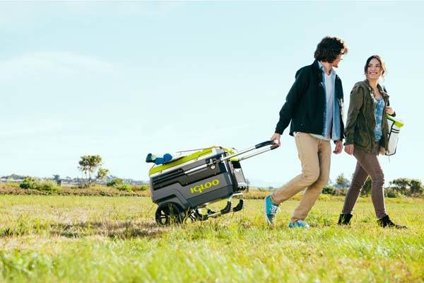 Igloo Trailmate Journey All-Terrain Wheeled Cooler