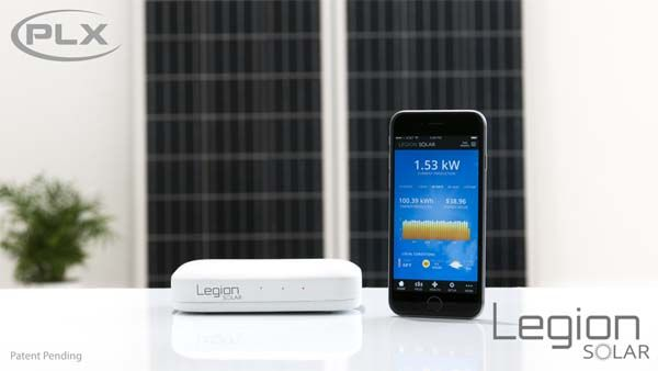 Legion Solar is an Affordable and Easy-to-install Solar Power System