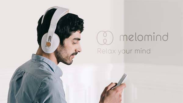 Melomind Ultimate Relaxation Bluetooth Headphones