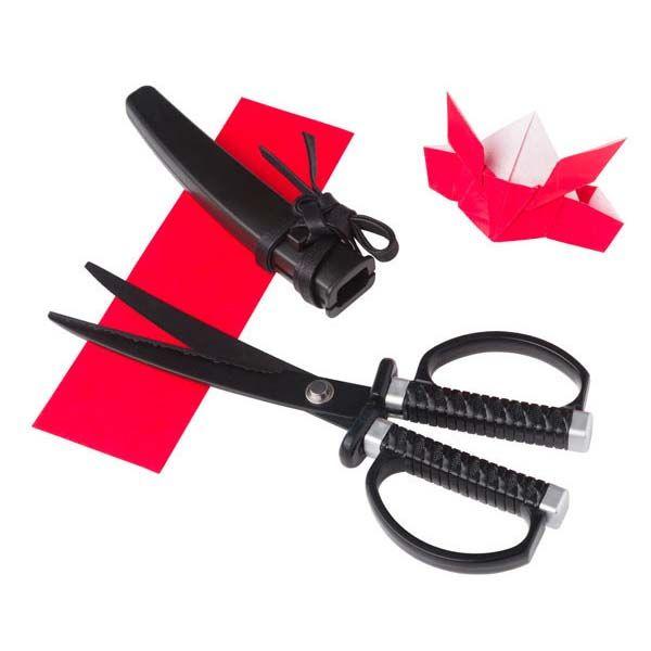 Ninja Katana Styled Scissors