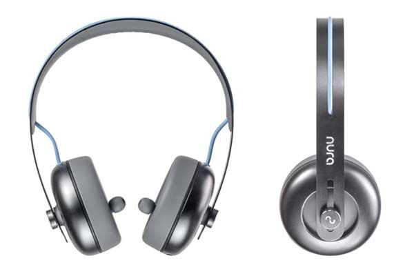 Nura Headphones Produce Tuned Audio Based on Listener's Hearing