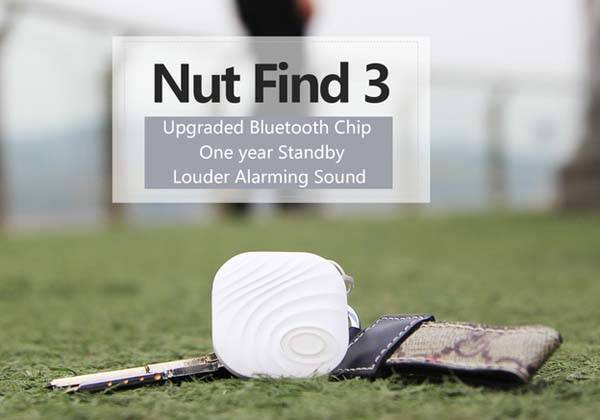 Nut Find 3 Smart Bluetooth Tracker