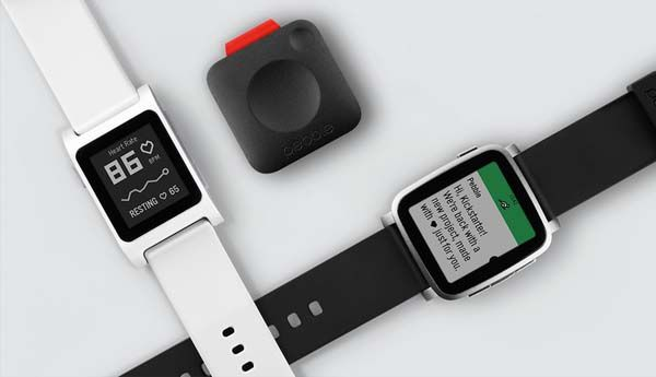 Pebble 2, Time 2 Heart Rate Enabled Smartwatches and Pebble Core