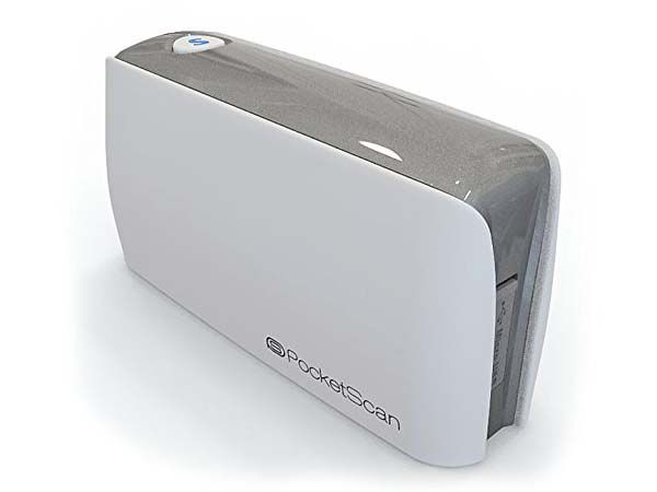 PocketScan Bluetooth-Enabled Portable Scanner