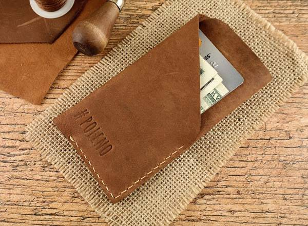 Poleno Handmade iPhone 6/6s Leather Case
