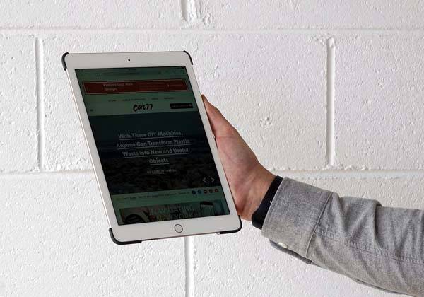 Proper X Lock iPad Pro Case