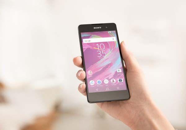Sony Xperia E5 Android Smartphone