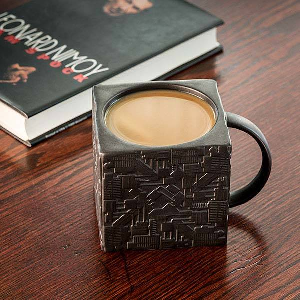 Star Trek Borg Cube Coffee Mug