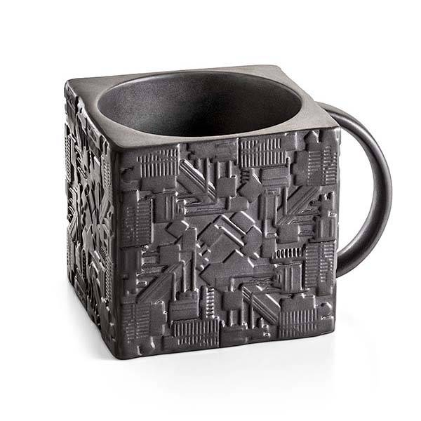 Star Trek Borg Cube Coffee Mug