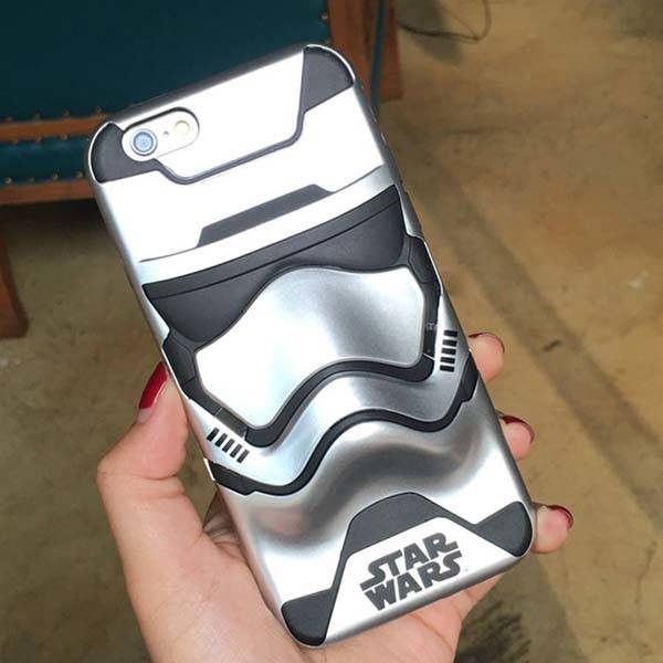 Star Wars 3D Stormtrooper iPhone 6s/6s Plus Case