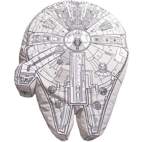 Star Wars Millennium Falcon Bean Bag Cover