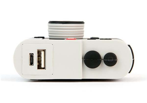 Leica Camera Shaped Power Bank