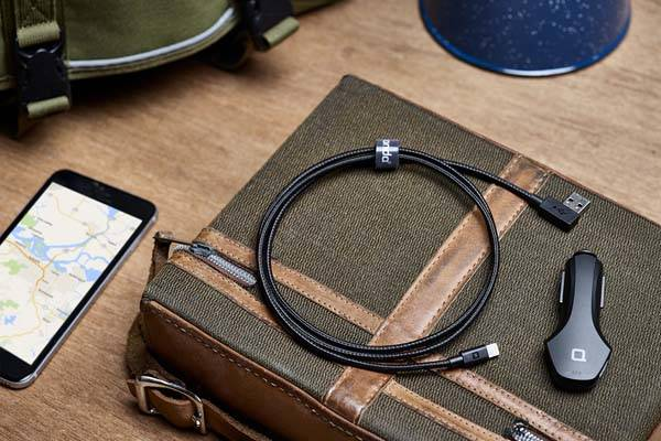 ZUS Kevlar Charging Cable with Lifetime Guarantee