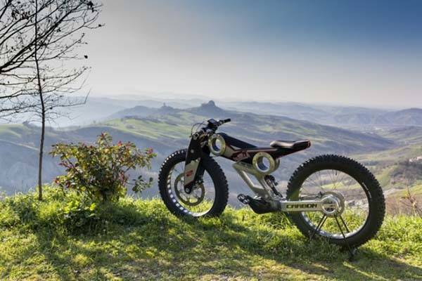 Carbon SUV Electric Bike