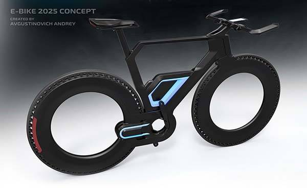 eBike 2025 Concept Electric Bike