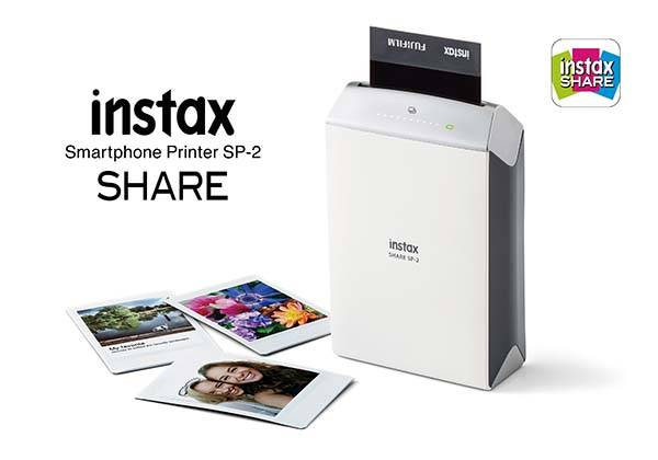 Fujifilm Instax Share SP-2 Portable Photo Printer