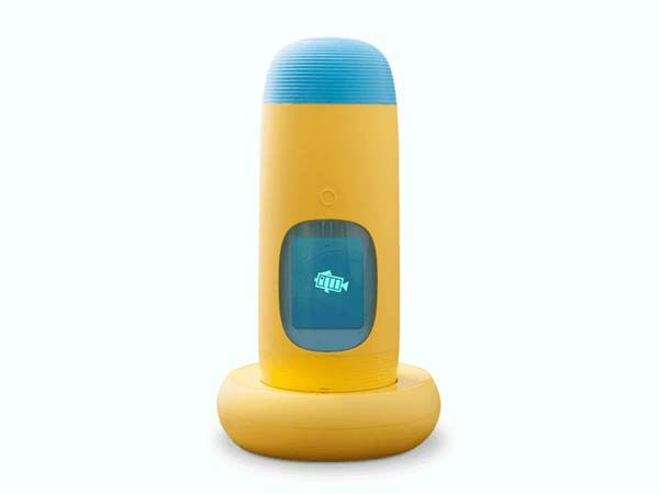 Gululu Smart Water Bottle Keeps Kids Hydrated