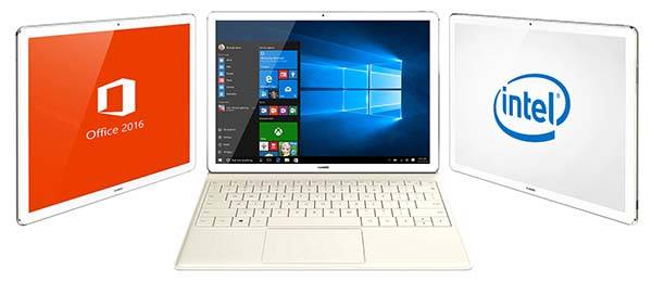 Huawei MateBook 2-In-1 Windows Tablet