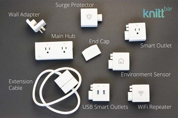 KnittBar Modular Smart Power Strip