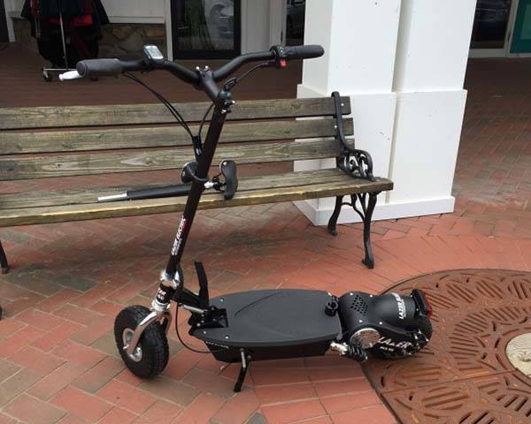 Lazer Pulse Electric Scooter