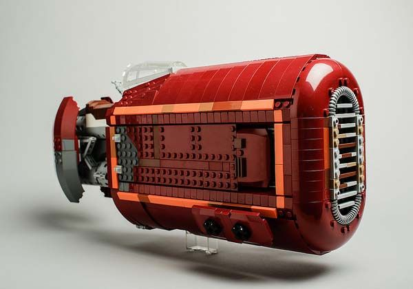 Star Wars UCS LEGO Rey's Speeder