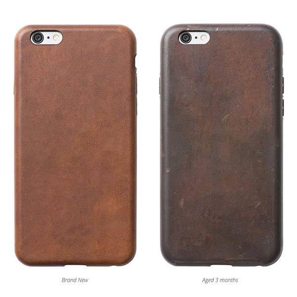 Apple Case Leather Iphone  Plus