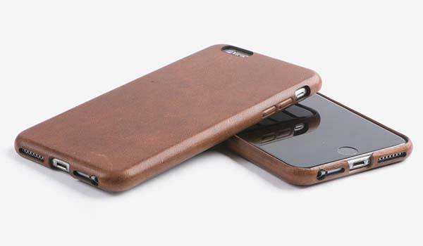 Nomad Horween iPhone 6s/6s Plus Leather Case
