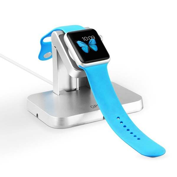 OPSO Apple Watch Charging Stand with Detachable Cable