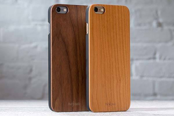 Pad&Quill Timberline Wood iPhone 6s/6s Plus Case
