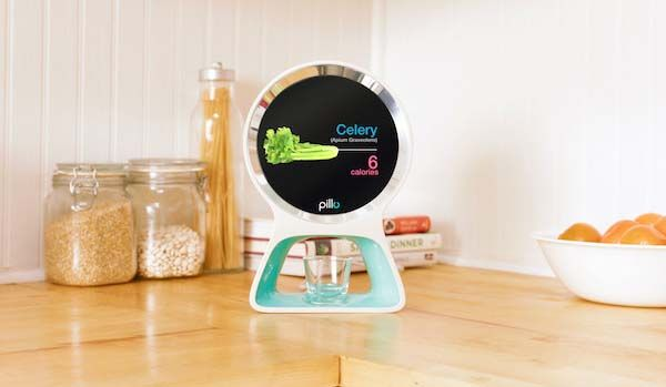 Pillo Home Smart Health Robot with Pill Dispenser