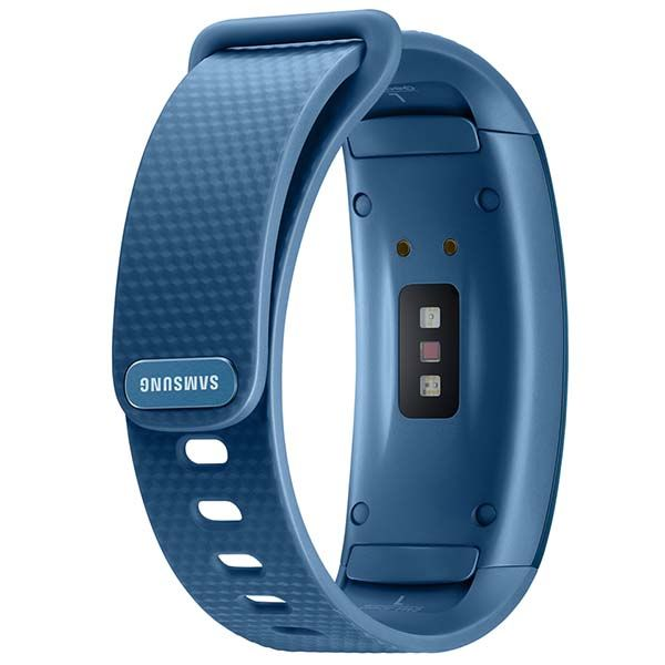 Samsung Gear Fit2 Fitness Tracker with Heart Rate Monitor and Curved Super AMOLED Display