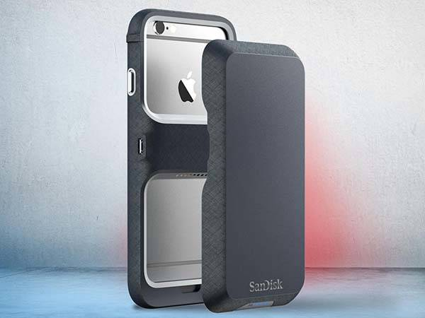 SanDisk iXpand Memory iPhone 6s Case