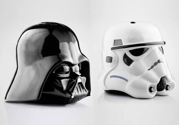 Star Wars Empire Salt and Pepper Shakers