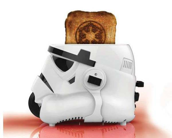 Darth Vader Toaster Review
