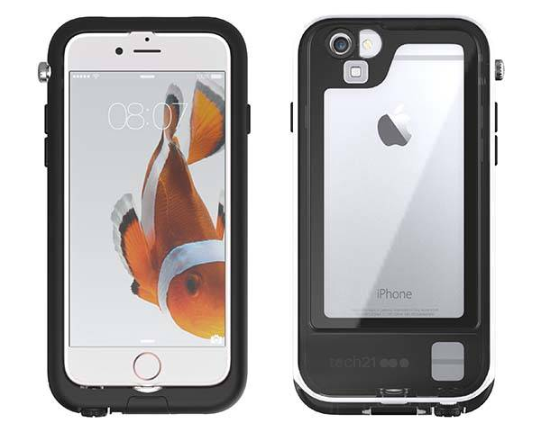 Tech21 Evo Xplorer Waterproof iPhone 6s Case
