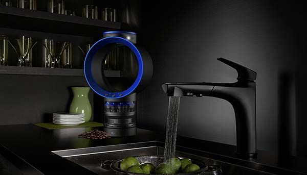 Concept Dyson Cyclone Belt Coffee Machine
